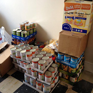 Donations - Canned Food